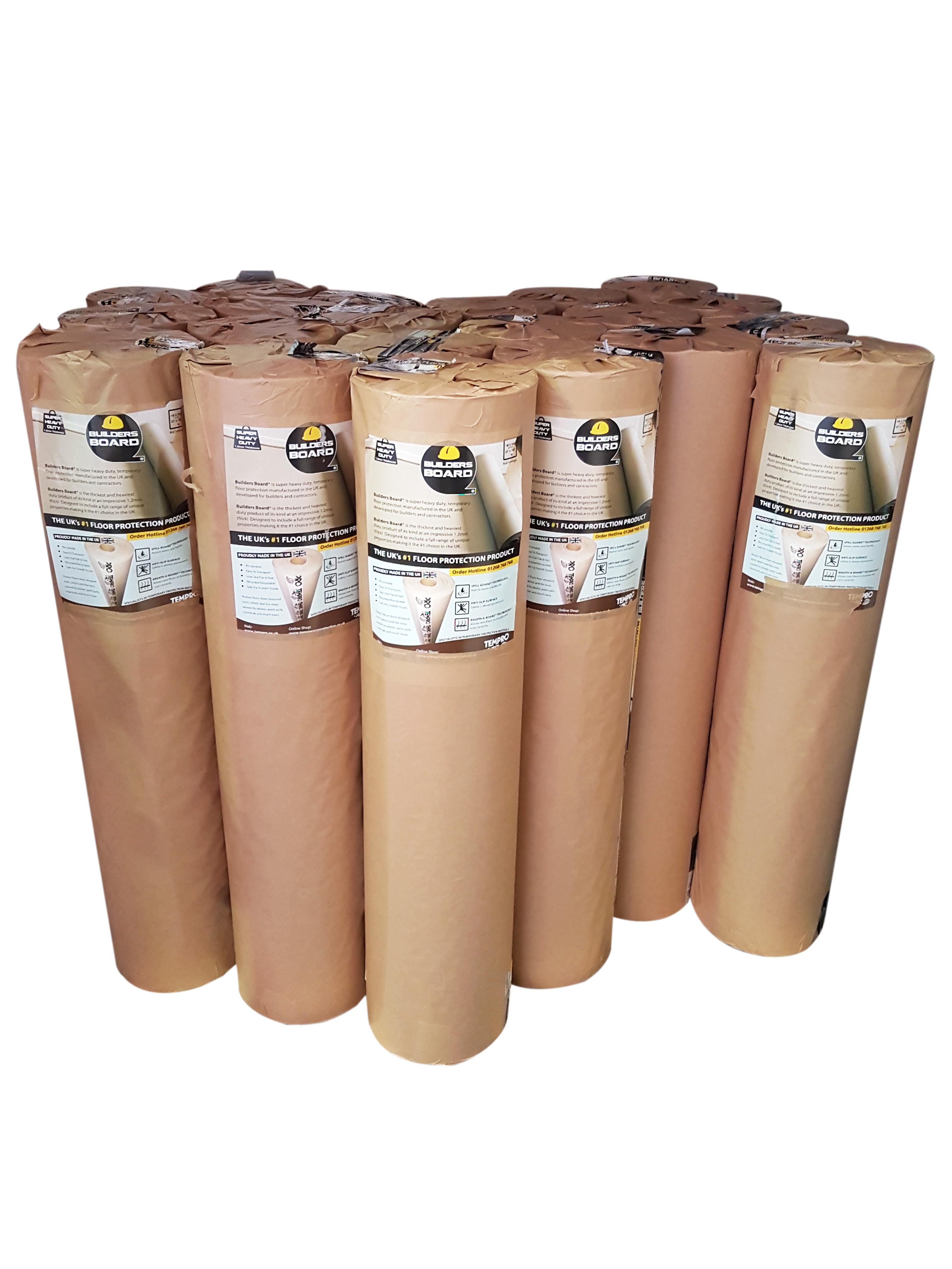 Builders Board Super Heavy Duty Floor Protector