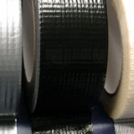 General Purpose Black, White or Silver Cloth Tape