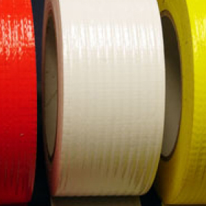 "Cloth Tape Adhesive White 4"" x 45m"