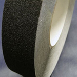 Anti Slip Non Skid Grip Tape Self Adhesive Black 25mm x 18m