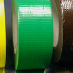 "Cloth Tape Adhesive Light Green 1"" x 45m"