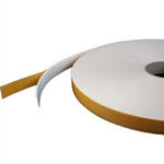 Double Sided Foam Tape High Tack White 6mm x 2mm x 25m