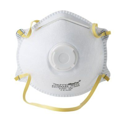High Quality Valved Face Mask Respirator FFP1 (5 Masks)