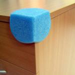Foam Corner Protector 100mm x 25mm