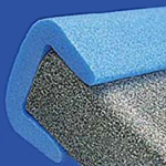 "Foam Edge Protector ""U Profile"" To Fit Thickness 8mm-18mm"