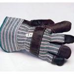 Furniture Hide Heavy Duty Suede Rigger Gloves Mens