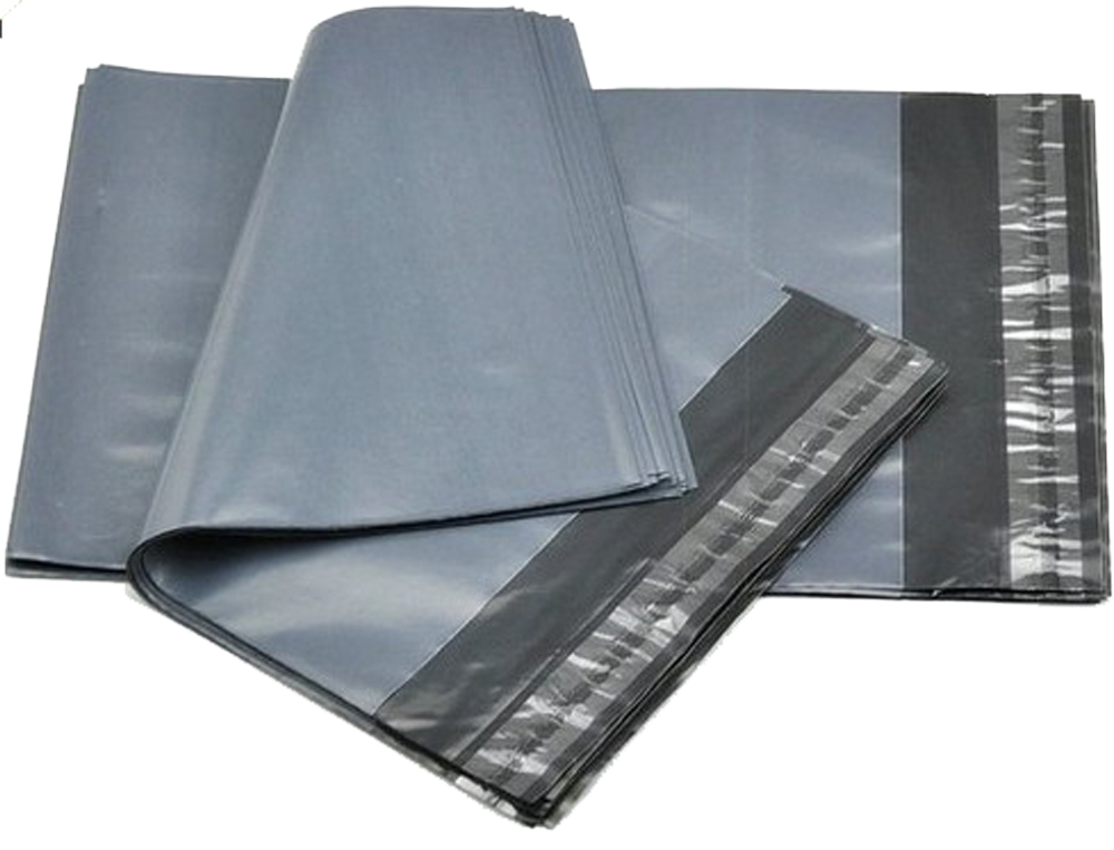 Grey Polythene Mailers 170mm x 230mm