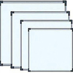 Magnetic White Board 600mm x 450mm
